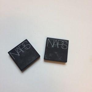 NARS eyeshadow squares